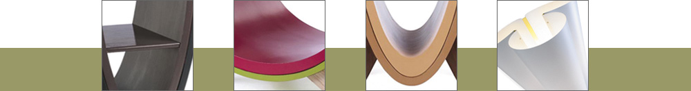 Details from the Ellipse furniture collection
